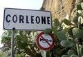 Corleone Royalty Free Stock Photo
