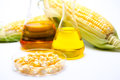 Corn biofuel next generation fuel technology derived from Stock Photos