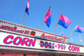 Corn Dog Stand Stock Images