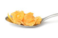 Corn flake Royalty Free Stock Photo