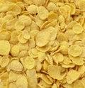 Corn flakes cereals muesli food Royalty Free Stock Photo