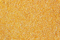 Corn grits. Close-up Royalty Free Stock Photo