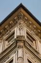 Roh budovy v Bratislavě