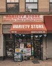A corner store in Tribeca, Manhattan, New York City Royalty Free Stock Photo