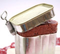 Cornet beef Royalty Free Stock Photos