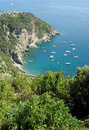 Corniglia, Cinque Terre, Italy Royalty Free Stock Photo