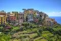 Corniglia - Cinque Terre,Italy Royalty Free Stock Photo