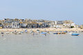 Cornish beach Royalty Free Stock Photo