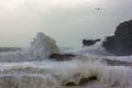 Cornish Storms 04 Royalty Free Stock Image