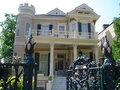 Cornstalk Fence Hotel Stock Ph Stock Photography
