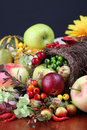 Cornucopia Stock Photography