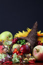Cornucopia Royalty Free Stock Photography
