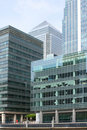 Corporate buildings Royalty Free Stock Photo