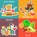 Corporate Design. background for sale and advertising of food and drinks.