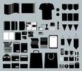 Corporate design set.