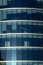 Corporate Office Windows Stock Images