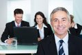 Corporate promotion and leadership Royalty Free Stock Photo