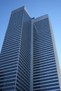 Corporate tower Stock Photography