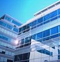 Corporation 1 Royalty Free Stock Photo