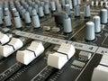 Correcte mixer Royalty-vrije Stock Foto's