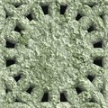 Corroded square vent seamless background Royalty Free Stock Photos