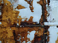 Corrosion Royalty Free Stock Photo