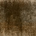 Corrugate background grunge design as corrugated paper texture in dark brown color Royalty Free Stock Photography