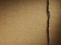 Corrugated cardboard as a background Royalty Free Stock Images
