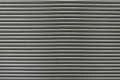 Corrugated metal Royalty Free Stock Photo