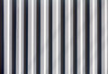 Corrugated metal siding Stock Images