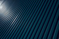 Corrugated metal texture painted sheet background Royalty Free Stock Photo