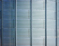 Corrugated steel nice background photo Stock Photography