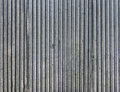 Corrugated steel sheets texture Royalty Free Stock Photo