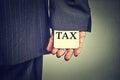 Corruption illegal criminal activity tax evasion economy ponzi scheme concept Royalty Free Stock Photo