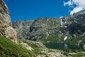 Corsica Lac de Melo Royalty Free Stock Photo