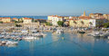 Corsican Port Royalty Free Stock Photography