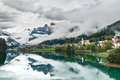 Cortina d'Ampezzo Stock Images