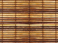 Cortinas do bambu Foto de Stock Royalty Free