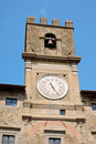 Cortona Town Hall Stock Images