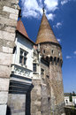 Corvin s castle the also known as hunyad a gothic renaissance castel in hunedoara romania built in by john hunyadi the Royalty Free Stock Images