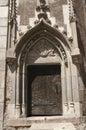Corvins Castle Royalty Free Stock Photo