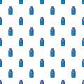 Cosmetic bottle pattern seamless