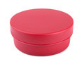Cosmetic jar Royalty Free Stock Photography