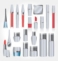Cosmetic Tools Stock Photography