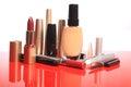 Cosmetics set Royalty Free Stock Photo