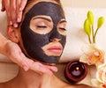 Cosmetologist Doing Massage On...