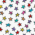 Cosmos astronomy simple seamless pattern