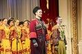 Cossack singers