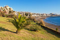 Costa Adeje. Tenerife. Canary Islands Royalty Free Stock Photography