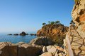 Costa Brava Bay 1 Royalty Free Stock Photos